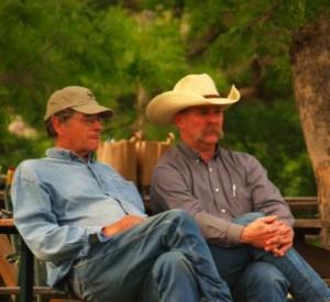 John R. Erickson and Chuck Milner