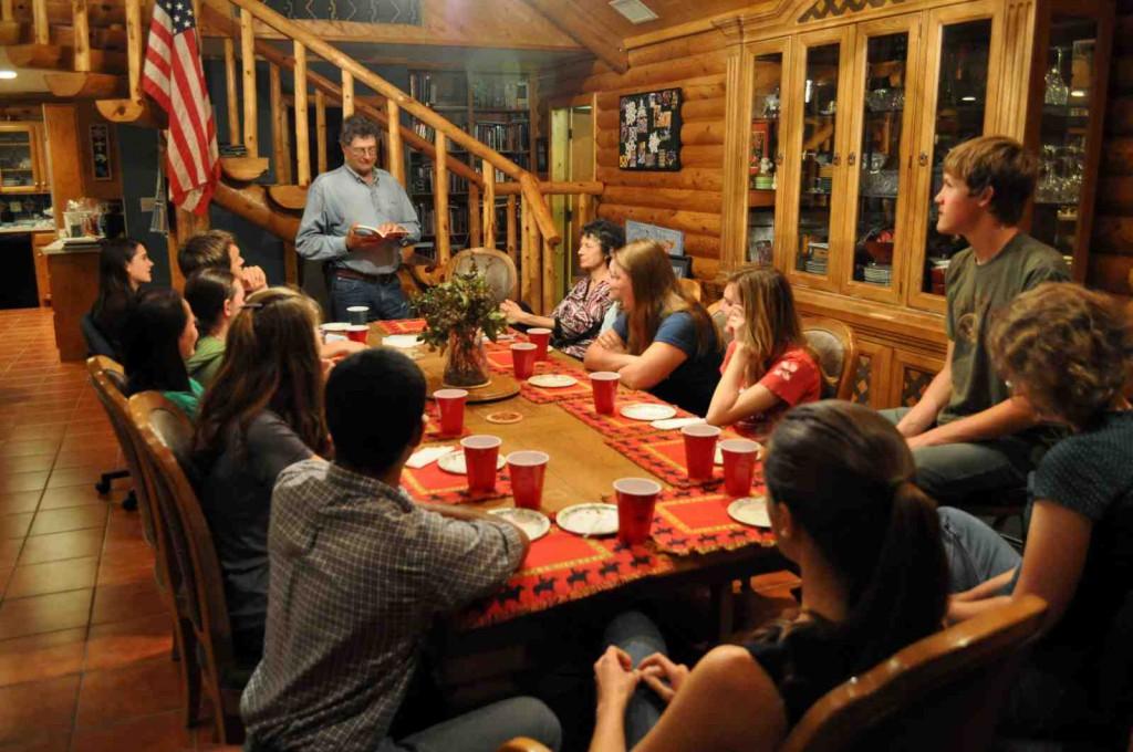 John Erickson seminar M-Cross Ranch
