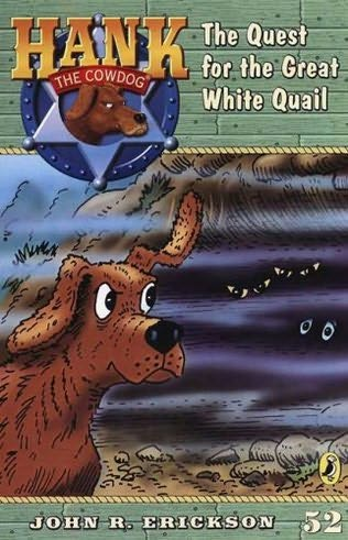 Hank the Cowdog book cover