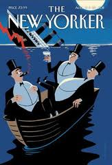 New Yorker cover, Aug. 15-22, 2011