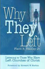 Why They Left book cover