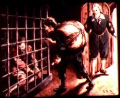 Man in an Iron Cage