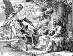 Angel with Gideon