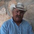 Steve White, manager, Renderbrook Spade