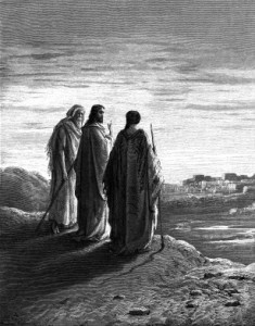 The anointings of Christ. Article by Jesse Mullins