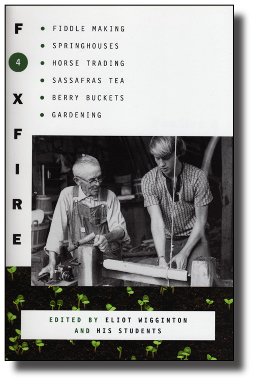 Foxfire 4 book cover