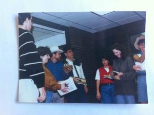 AC Staff in 1995
